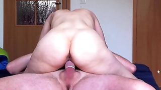 unadulterated amateur wife fuck on hidden cam